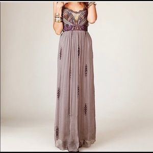 Free People Artemis Maxi Dress size 8